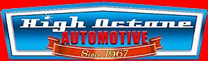 High Octane Automotive Logo