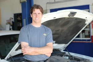 High Octane Automotive, Auto Repair in Northridge, CA, Owner Charles Thomas