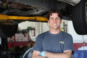 Charles Thomas new owner of High Octane Automotive