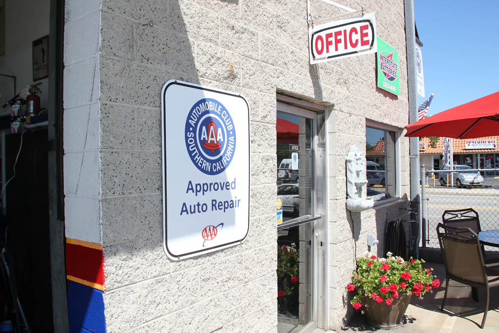 Aaa Approved Auto Repair High Octane Automotive